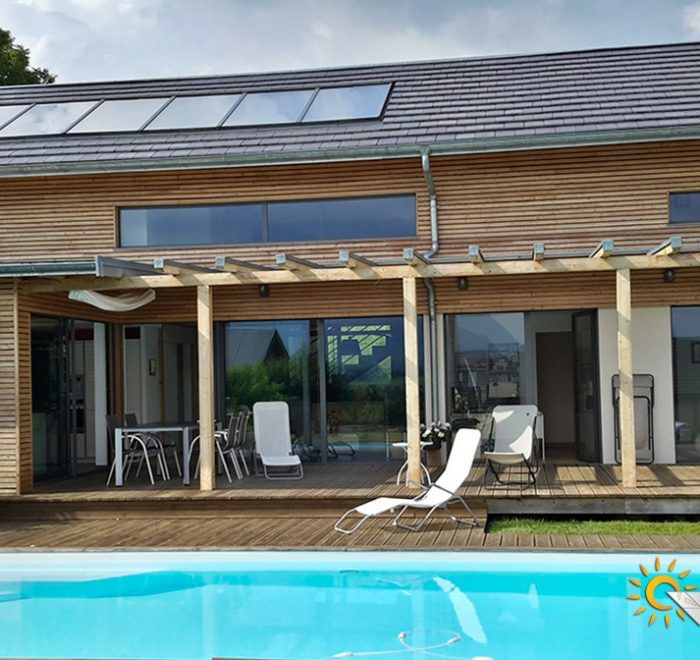 neuf chauffage solaire solisart