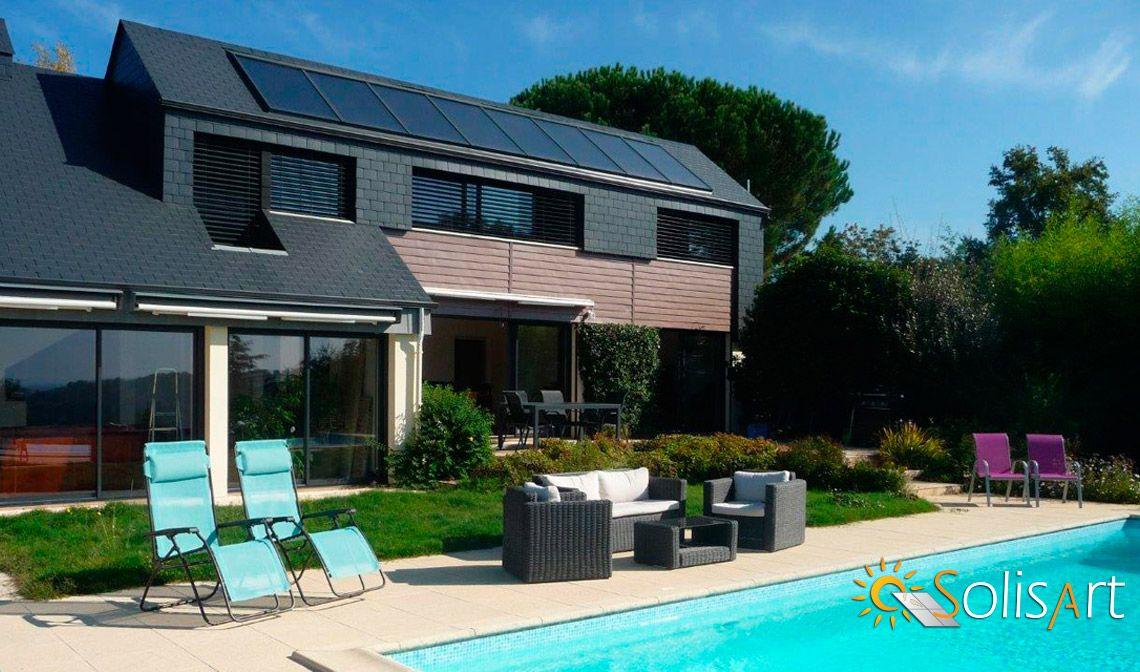 chauffage solaire Nouvelle-Aquitaine - Pyrénnées-Atlantiques - Montardon