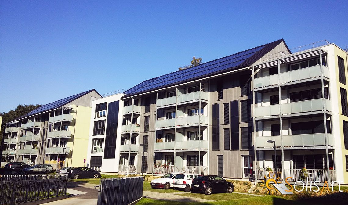 chauffage solaire Haute-Normandie - Seine-Maritime - Malaunay