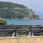 chauffage solaire Corse - Cargèse