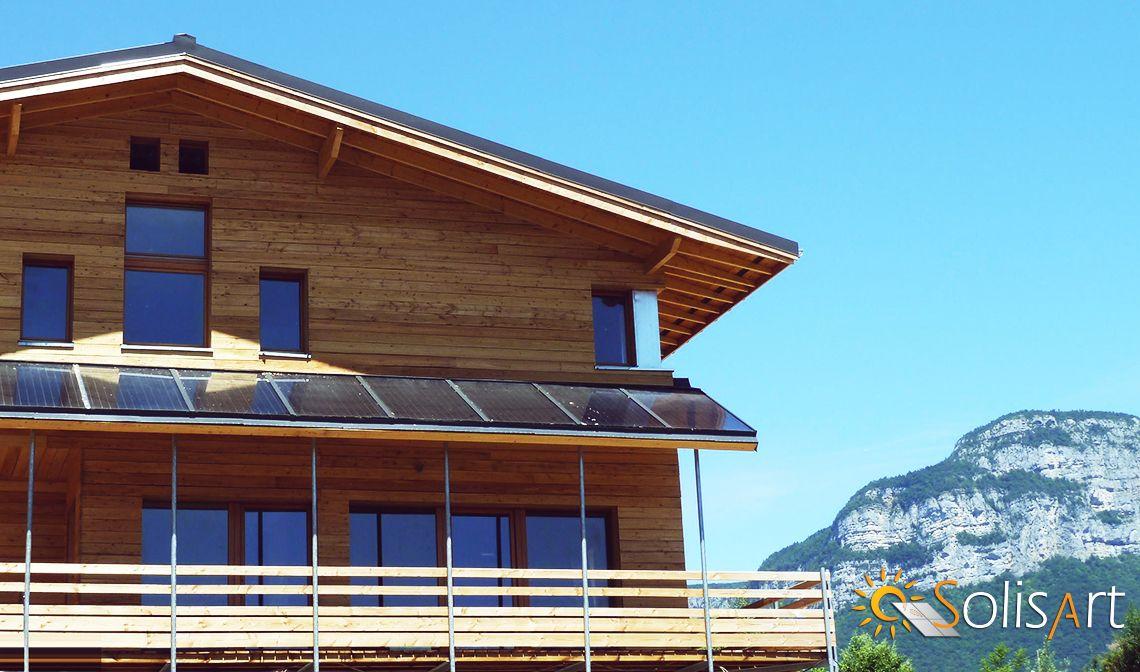 chauffage solaire Auvergne-Rhône-Alpes - Savoie - La Ravoire