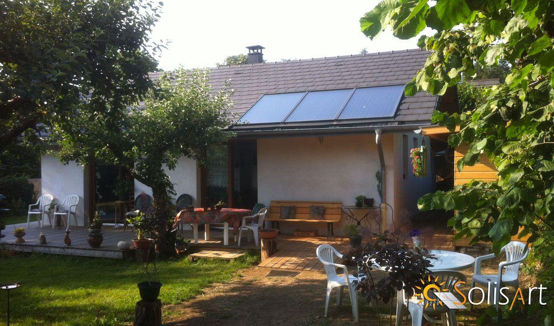 chauffage solaire Auvergne-Rhône-Alpes - Savoie - Aix-les-Bains