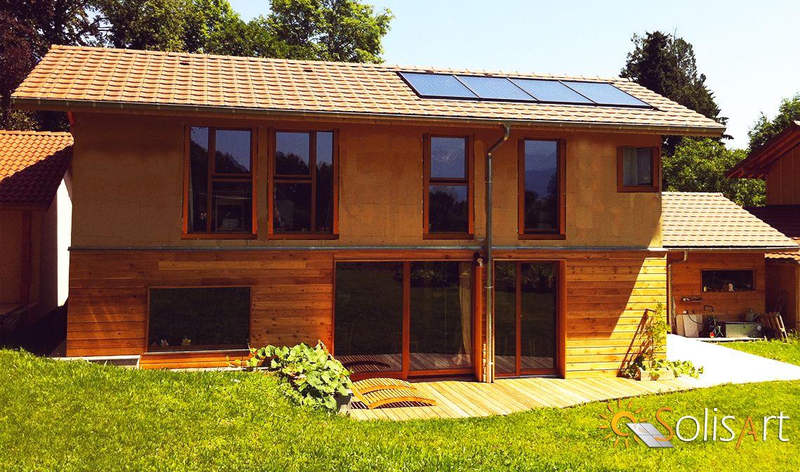chauffage solaire Auvergne-Rhône-Alpes - Isère - Barreaux