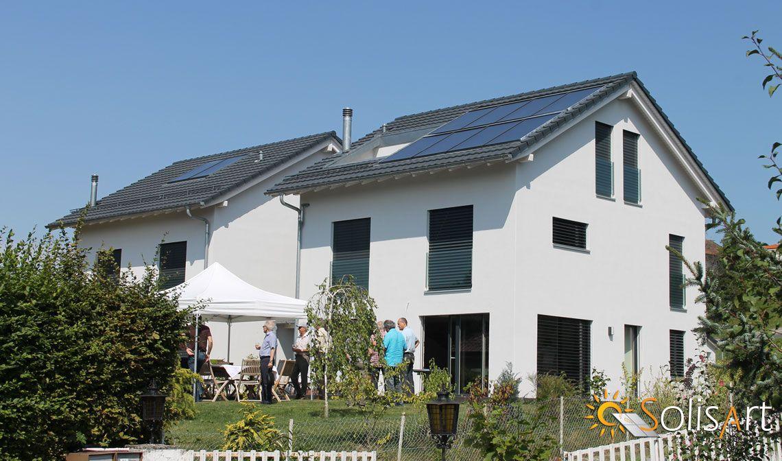 chauffage solaire Suisse - Vaud - Epalinges