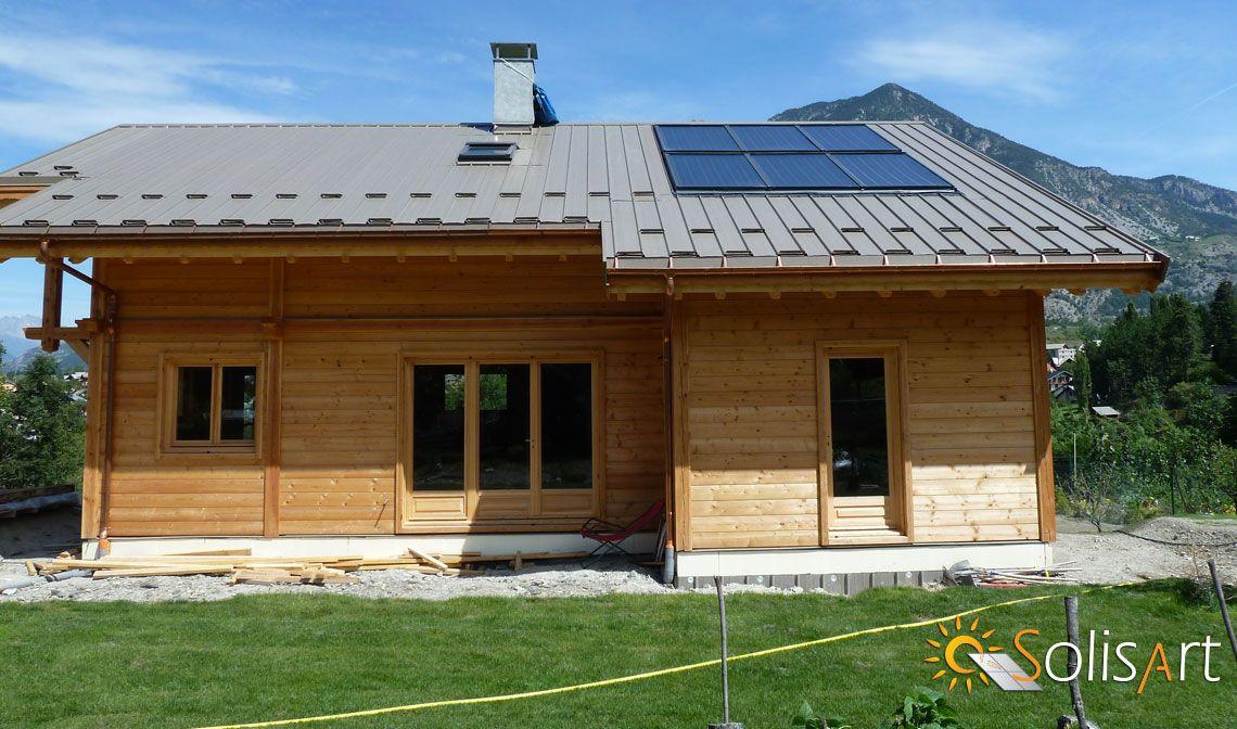 chauffage solaire Provence-Alpes-Côte d'Azur - Hautes-Alpes - Guillestre