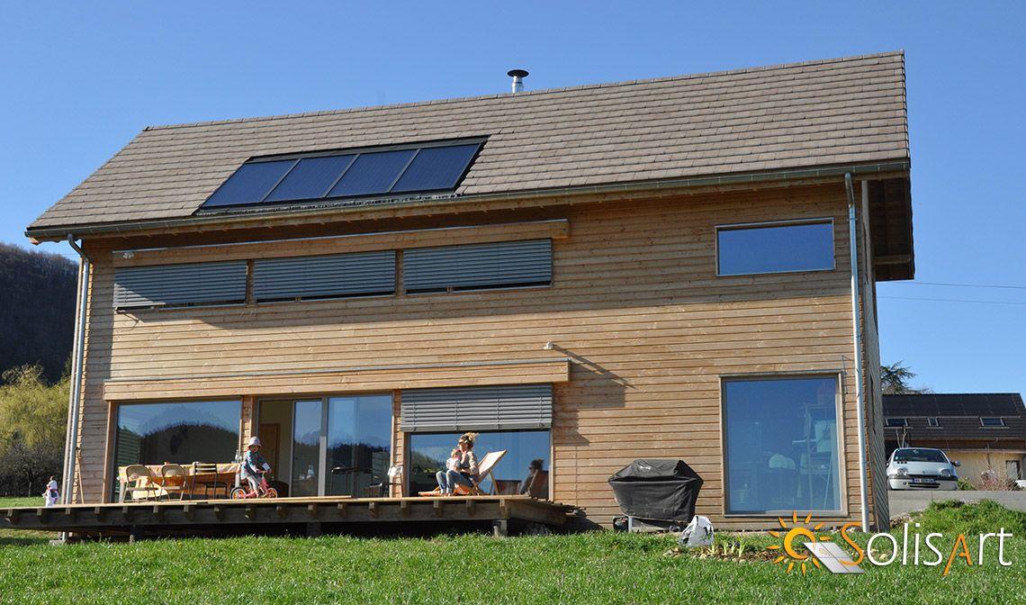 chauffage solaire Auvergne-Rhône-Alpes - Isère - Villard de Lans