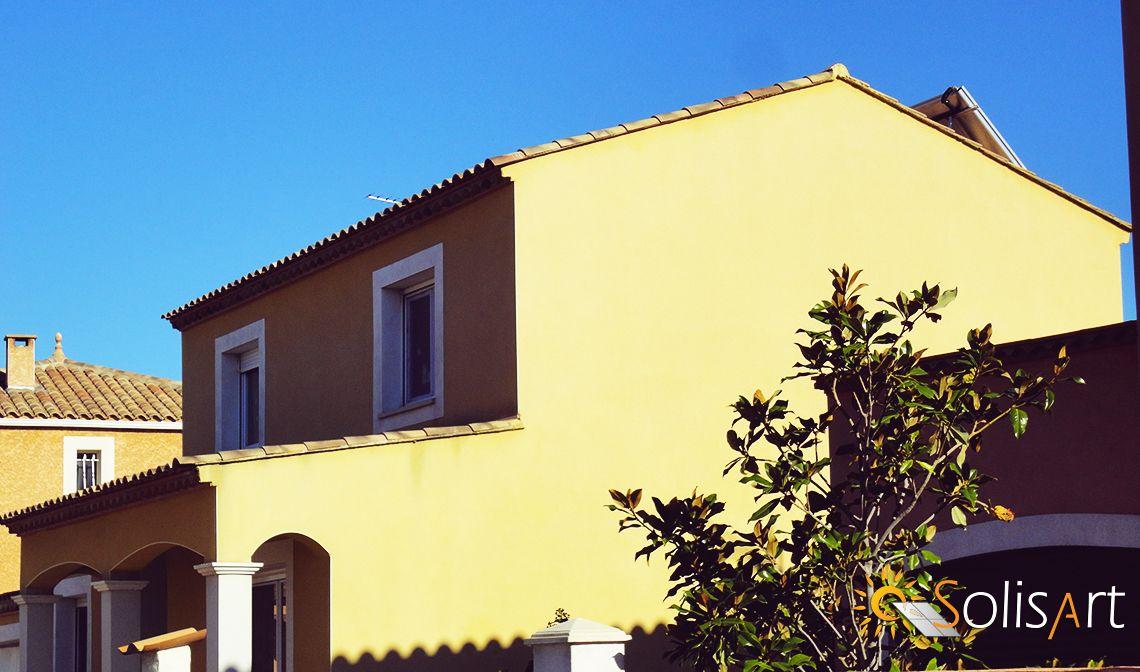 chauffage solaire Occitanie - Hérault - Frontignan