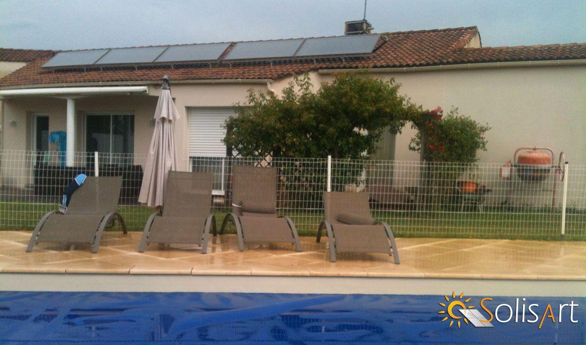 chauffage solaire Pays de la Loire - Loire Atlantique - La Marne