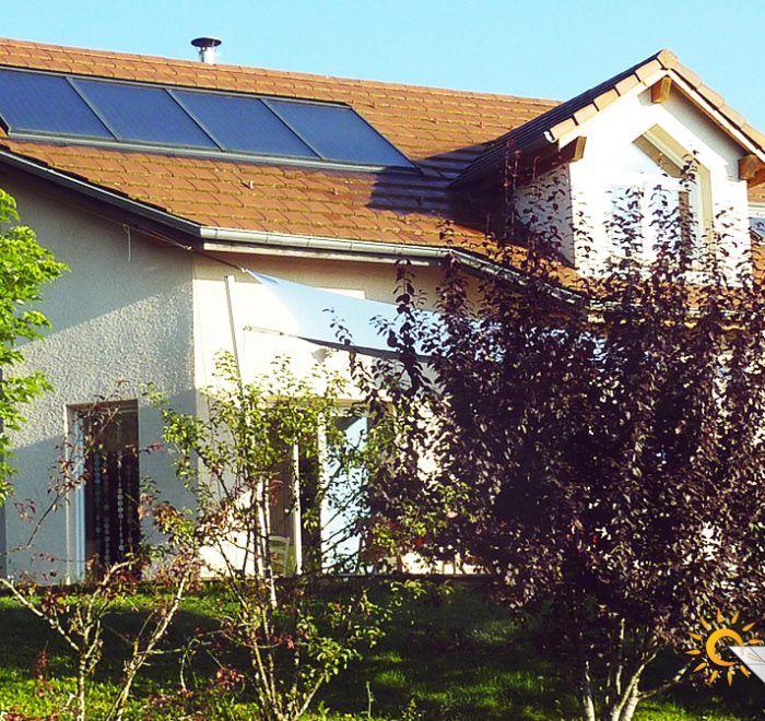 chauffage solaire Bourgogne-Franche-Comté - Doubs - Les Fins