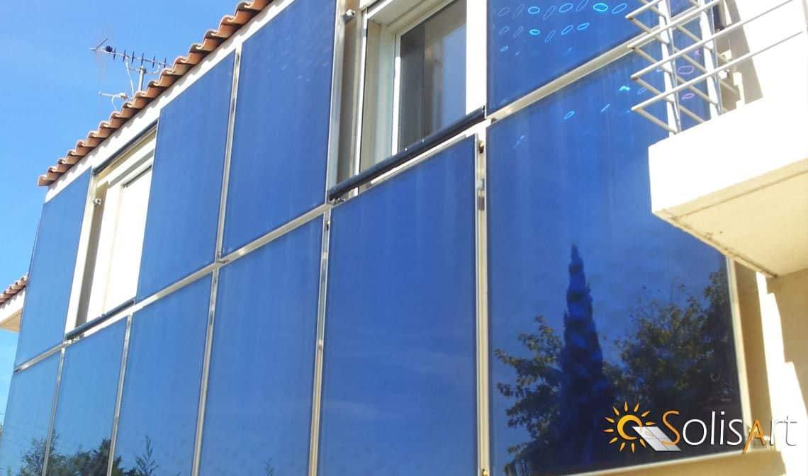 chauffage solaire Provence-Alpes-Côte d'Azur - Bouches-du-Rhône - Marseille