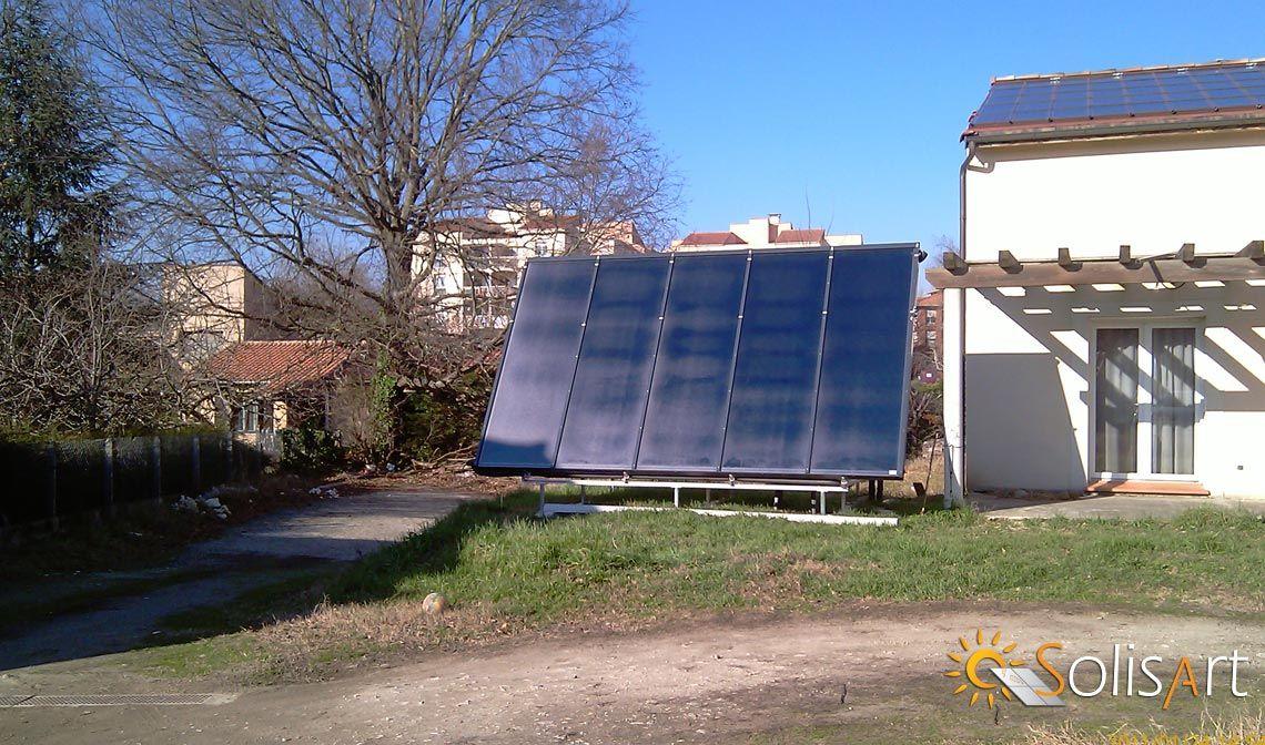 chauffage solaire Occitanie - Haute-Garonne - Toulouse