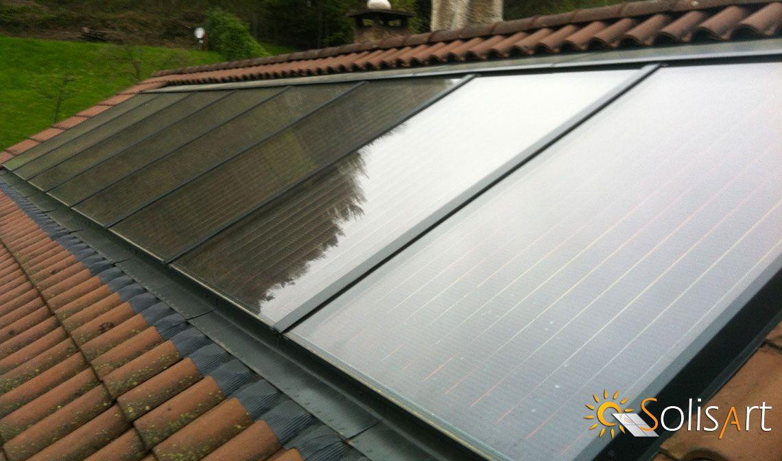 chauffage solaire Auvergne-Rhône-Alpes - Isère - Uriage les Bains