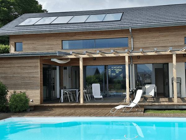 chauffage solaire en Auvergne-Rhône-Alpes - Savoie