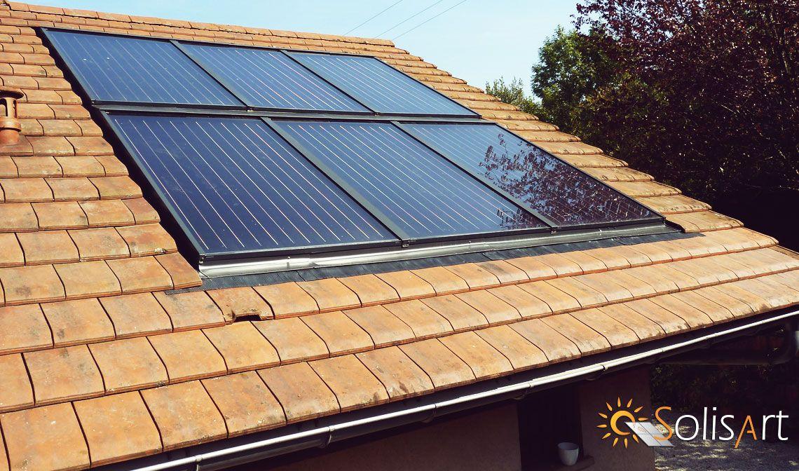 chauffage solaire Auvergne-Rhône-Alpes - Savoie - Chambéry