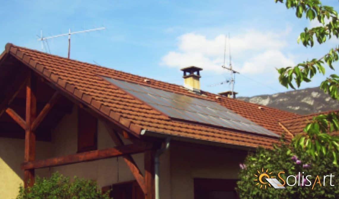 chauffage solaire Auvergne-Rhône-Alpes - Savoie - Les Marches