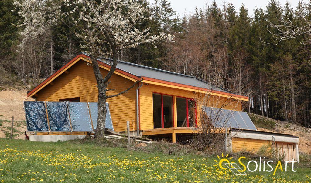 maison-chauffage-solaire