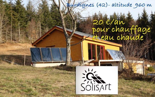 maison solaire zéro particule