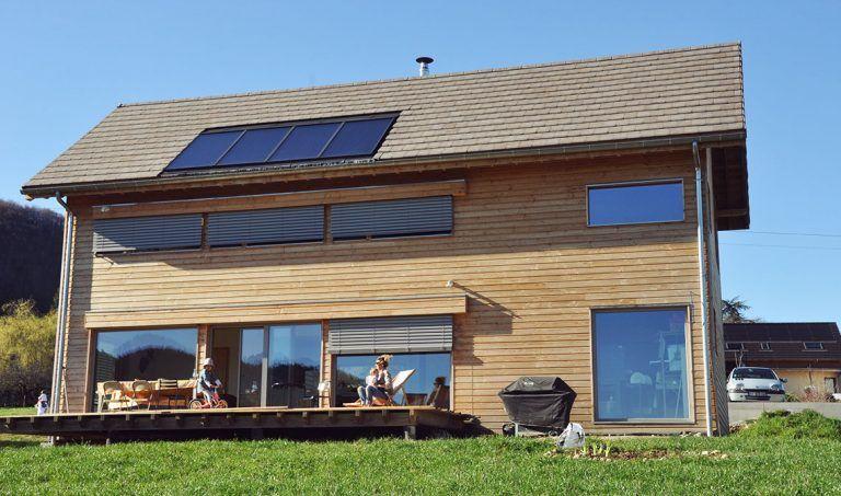 chauffage solaire SolisArt intégrée