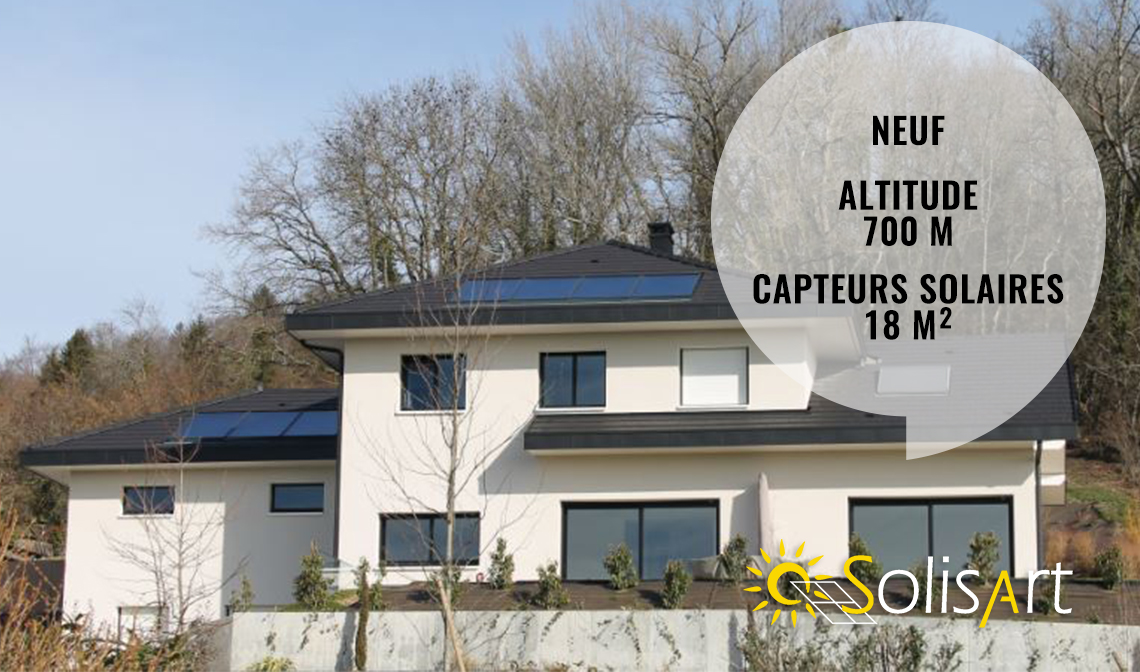 chauffage solaire cruseilles - 74350