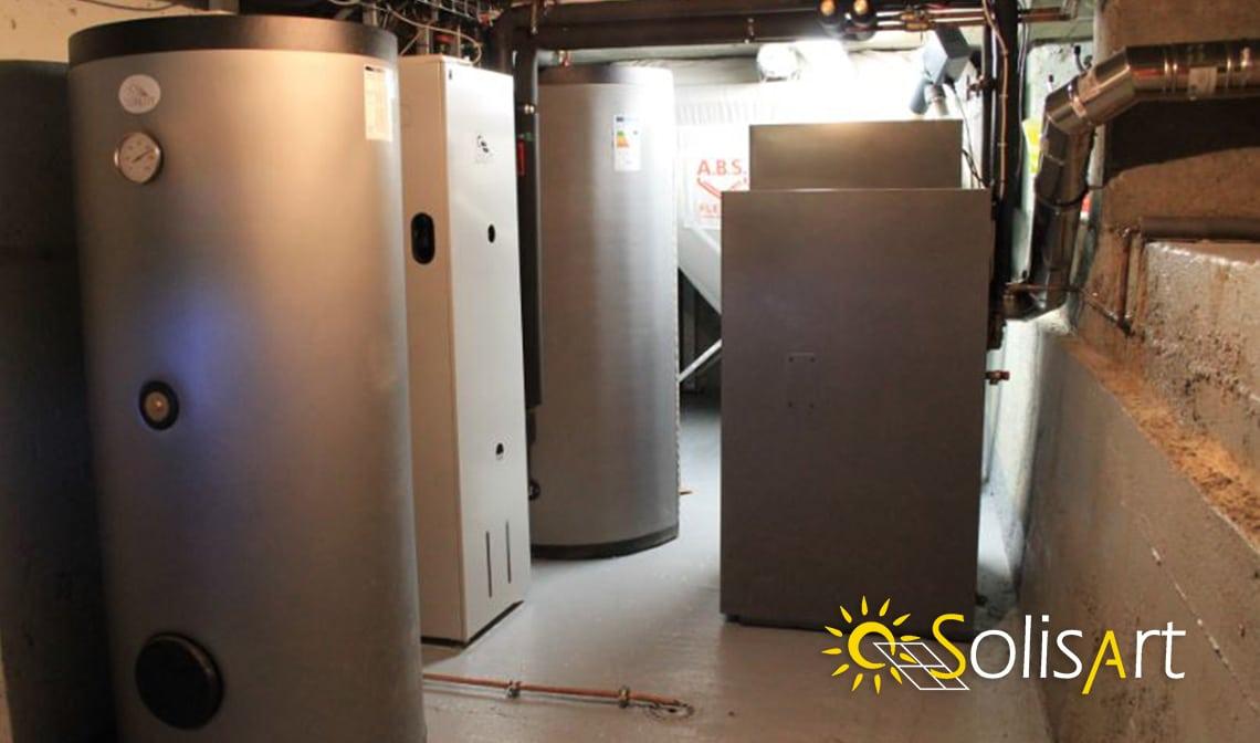 chauffage solaire archamps