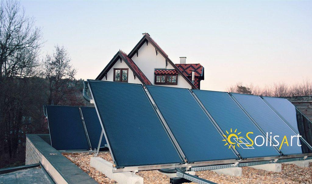 panneaux solaires thermiques en Belgique